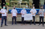 Astra Serahkan Bantuan Oksigen Untuk Indonesia