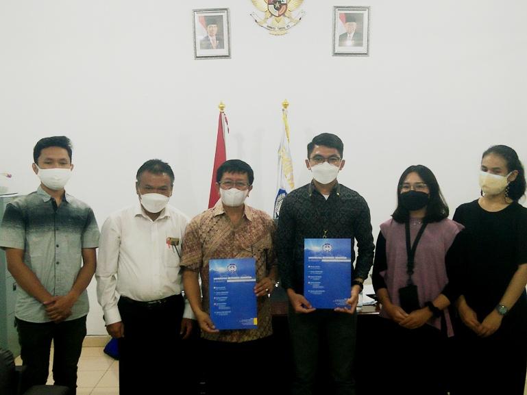 Prodi Manajemen FE UMI dan PT.Nutrifood Indonesia Teken MoU